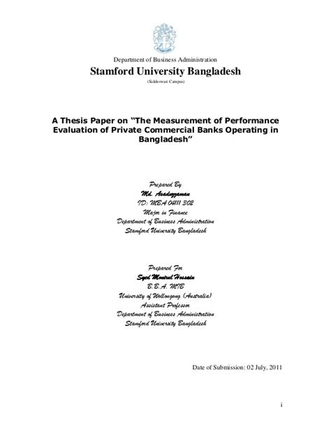 Sle Of Thesis Title by Business Thesis Title 28 Images Business Management