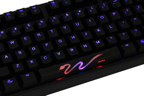 Keyboard Ducky Shine 3 ducky shine 3 blue led tkl mechanical keyboard brown