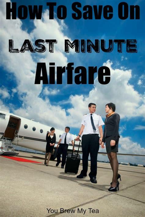 save   minute airfare
