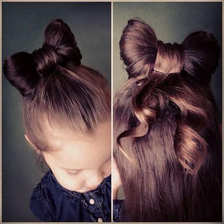 smieszne fryzury dla dzieci