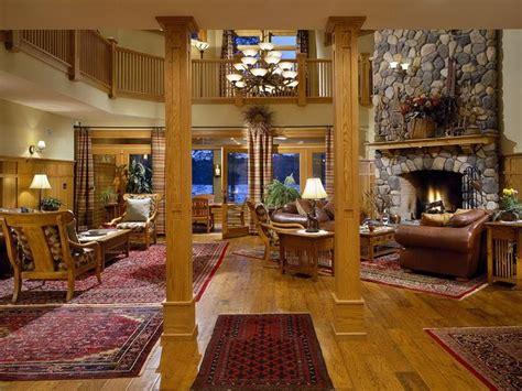 lodge home decor bloombety rustic cabin decor ideas picture rustic cabin