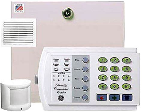 ge security alarm system