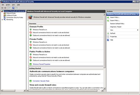is port open how to open firewall ports on windows server 2008 r2