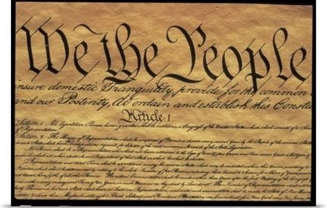 printable constitution poster quot the preamble to the united states constitution quot poster