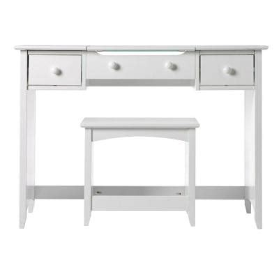 home decorators collection hawthorne 44 in w white vanity