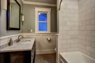 Houzz Small Bathroom Ideas by Delorme Designs Small Bathrooms Use What You Ve Got