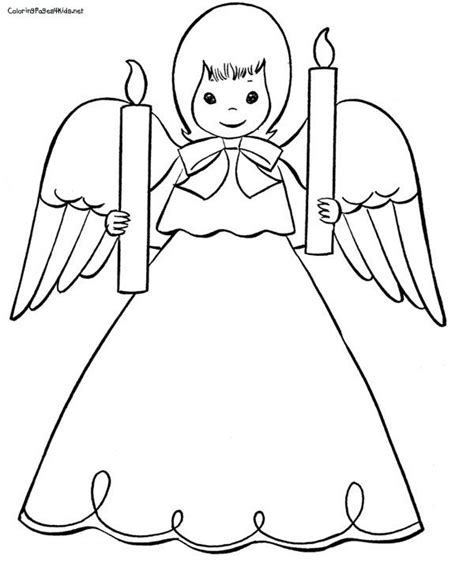 coloring pages of christmas angels pictures of angels to color christmas angels coloring
