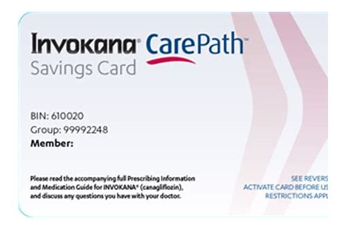 invokana coupon no insurance