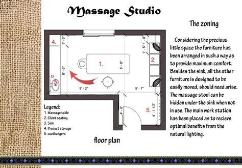 massage spa floor plans arcbazar com viewdesignerproject projecthome interior
