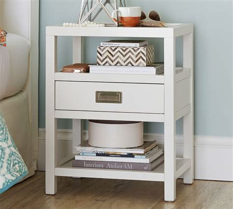 pottery barn bedside table lonny bedside table pottery barn