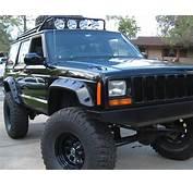 V2 Jeep Cherokee XJ  Heavy Duty Fender Flares