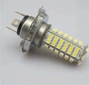 Car Led Light Bulb 2 Pcs New Car H7 102 Smd 3528 Led Light Headlight Bulb L Dc 12v Bright White Fog Light