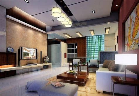 Living Room Lighting Ideas Living Room Lighting Ideas Rendering Interior Design