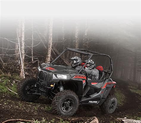 rzr side by sides : high performance off road & trail atvs