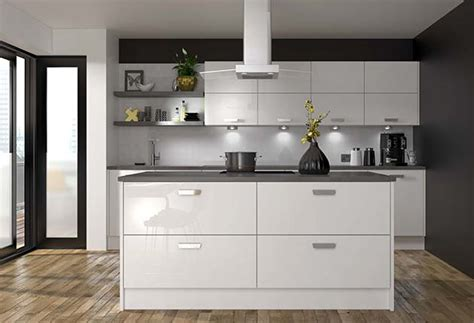 Symphony New York Kitchen by Castle Interiors Kitchens Bedrooms Bathrooms Scarborough