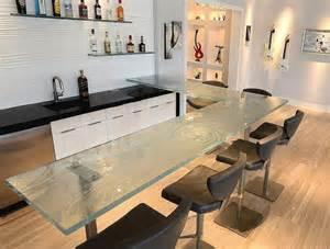 Modern Glass Bar Naples Modern Glass Bar Top Modern Kitchen Countertops