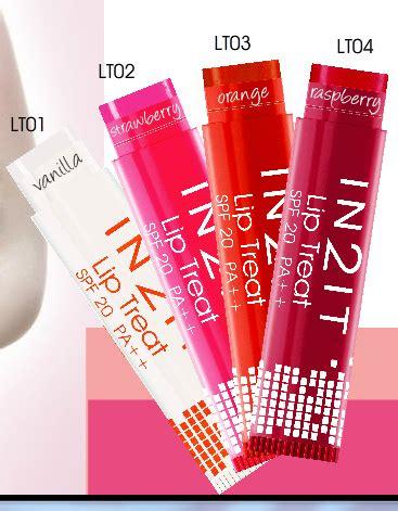 Treats Lip Care Perawatan Bibir De syafiqahhashimxoxo review in2it lip treat