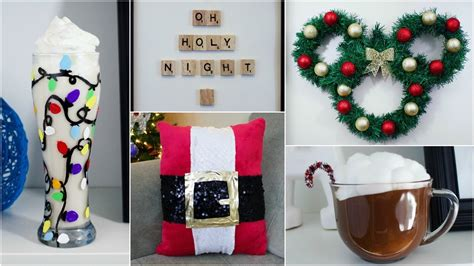 cheap easy diy christmas decor ideas pinterest insp