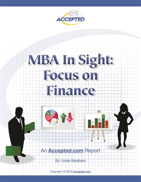 Programs To Help Prepare For Mba by Thesis In Finance For Mba