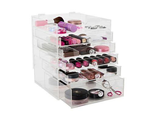 Makeup Organizer flip top box the makeup box shop australia