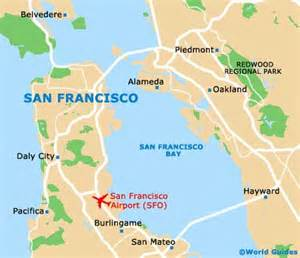 california map san francisco san francisco orientation layout and orientation around