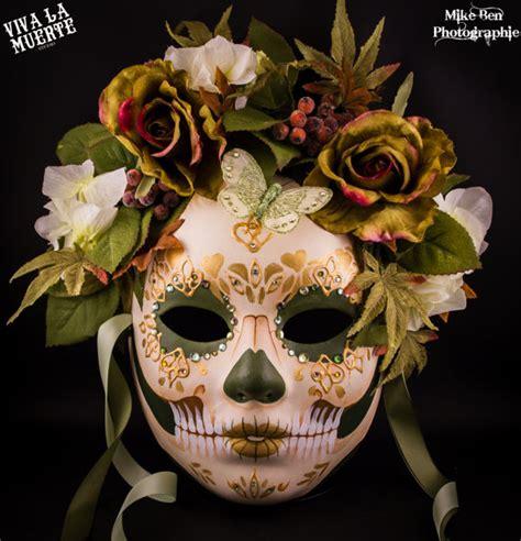 Masker Nature nature dio de los muertos day of the dead