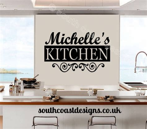 Kitchen Company Name Ideas by Decorative Kitchen Wall With Name