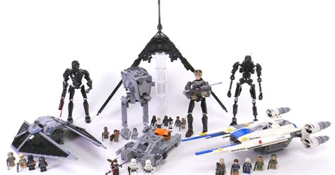lego star wars 2016 rogue one sets and price list revealed all lego star wars rogue one sets together