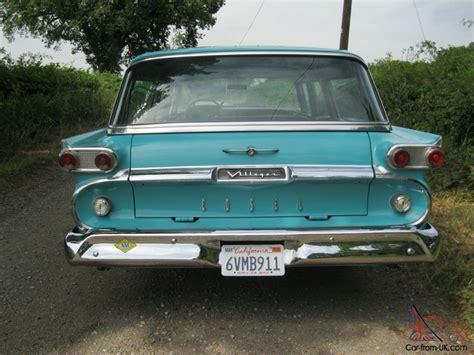 ford edsel wagon 1959 ford edsel wagon