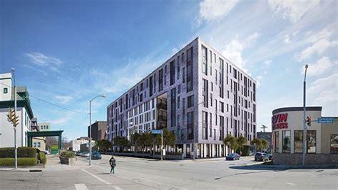 Apartment Complex Pittsburgh Beaux Arts Forging Ahead A W 16