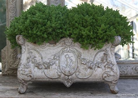 relics sculpture motifs for the home rustic urns relics sculpture motifs for the home french jardiniere