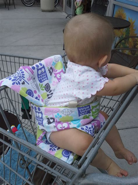 grocery cart baby seat cover pattern sewing pattern shopping cart support cushion by tinybugdesigns