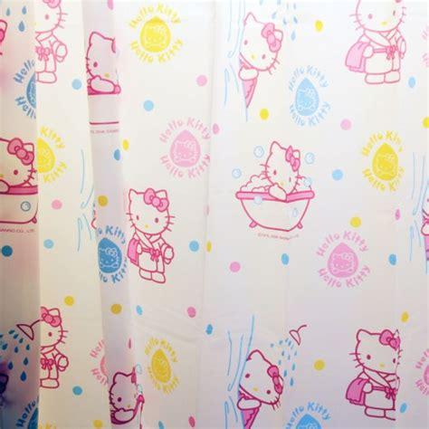 hello kitty shower curtain hello kitty shower curtain