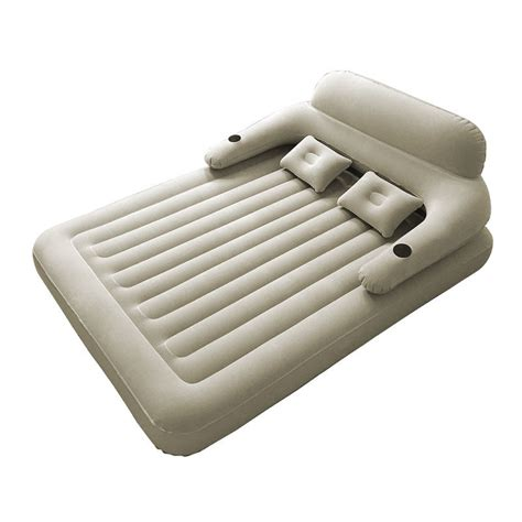 bed backrest free shipping waterproof inflatable mattress fast