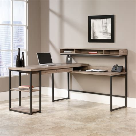 l shaped desk images sauder select l shaped desk 414417 sauder