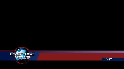 breaking news logo picture template banner free after effects template intro free intro template