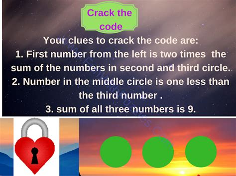 Cracking The Code 2 by Mathematical The Code Puzzles For With Answers