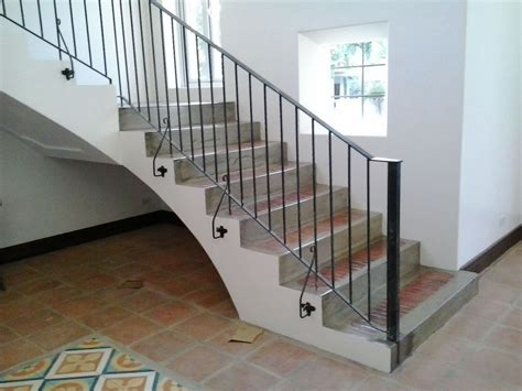 Simple Stairs Design For Small House Stair Railing Simple Design Cavitetrail Glass Railings Philippines Tempered Glass Wrought