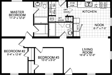 Titan Homes Floor Plans | modular home titan modular homes floor plans