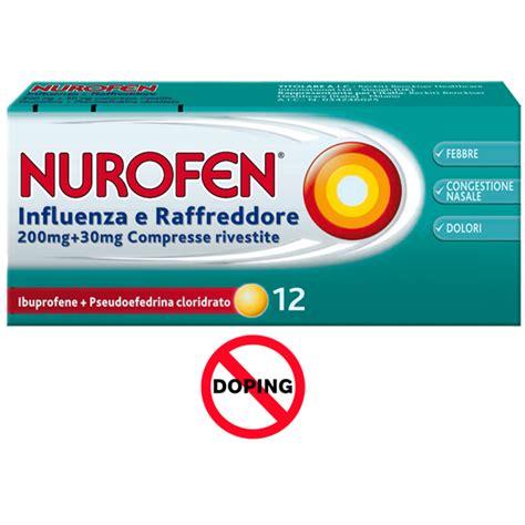 nurofen mal di testa nurofen influenza e raffreddore allevia dolore febbre e