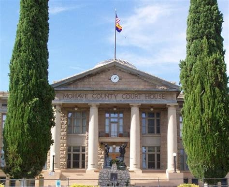 Mohave County Court Search Mohave County Court House Kingman Az Buildings That