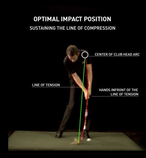 position of hands at impact in golf swing the secret of golf dst golf dst golf