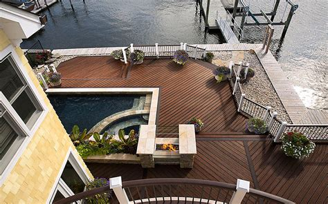decks design deck designs decking ideas pictures patio designs trex