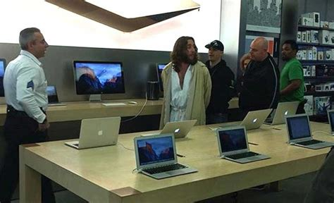 Stuck Shop by Jesus Stuck In The Apple Store