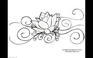 egyptian lotus flower clipart