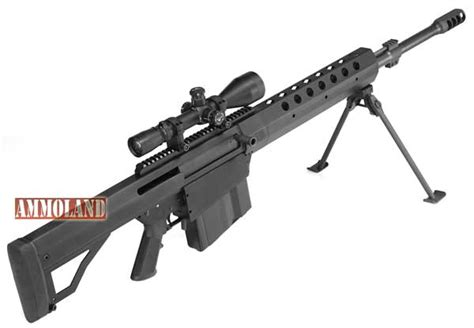 50 Bmg Sniper by Serbu Firearms Announces World S Best 50 Bmg Semi Auto Rifle