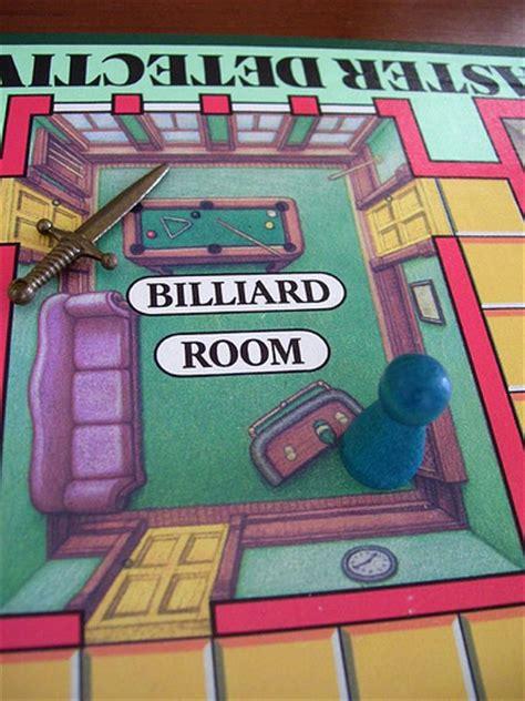clue rooms clue board billiard room