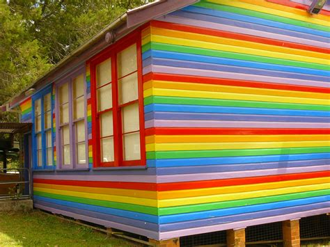 rainbow house the rainbow house at some point this picture was ranked 4 flickr