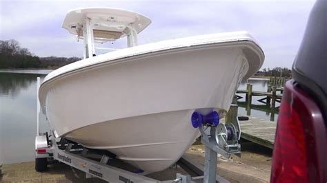 winching a boat on a trailer boat towing guide how to trailer a boat boats