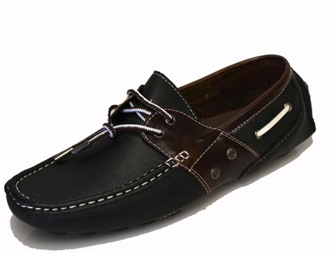 comfortable black shoes for men mens boat shoes black brown loafer casual oxfords